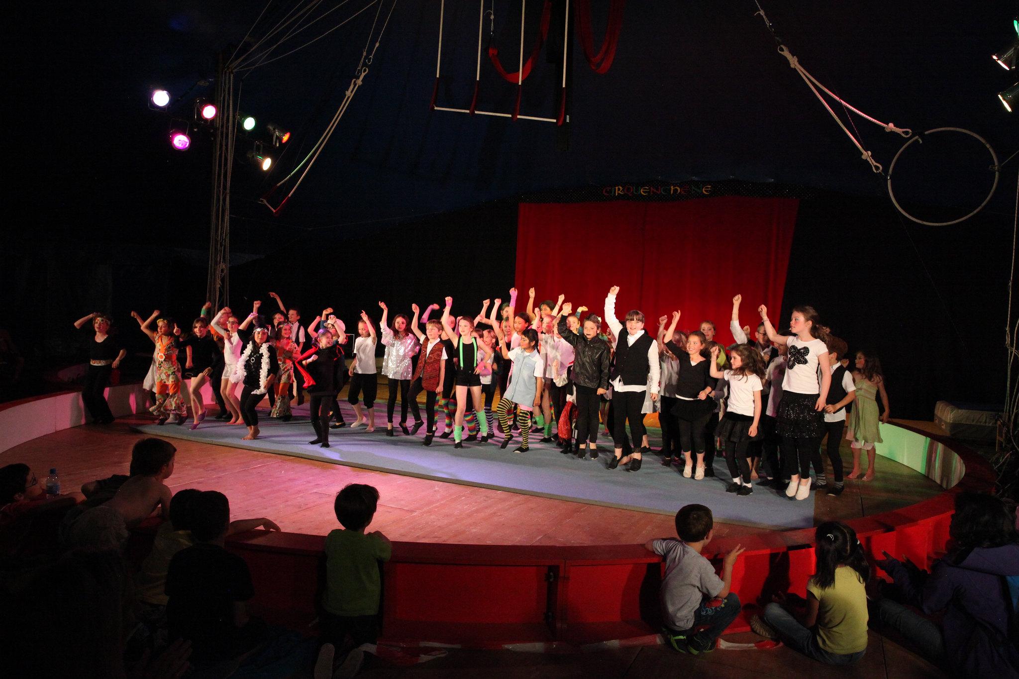 école de cirque cirquenchêne à Chêne bougeries