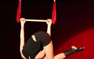 spectacle de l'école de cirque cirquenchêne à Genève