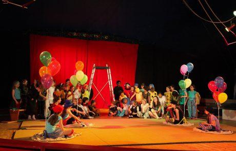 spectacle de cirque de cirquenchêne à Genève